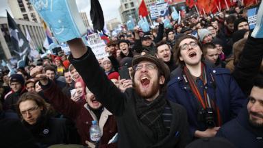 Почём протесты для народа? Какие штрафы грозят за участие в митингах и протестных акциях