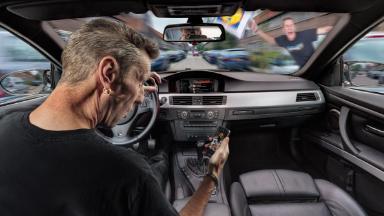 Приготовьтесь к штрафам. Камеры ГИБДД распознают телефоны в руках водителей