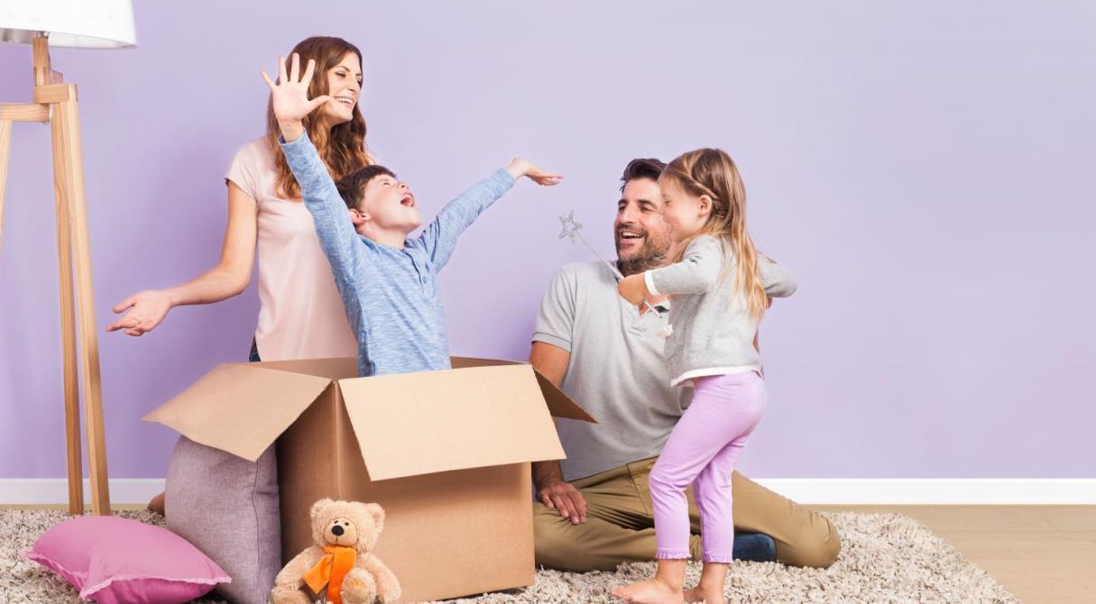 Многодетных избавят от ипотеки