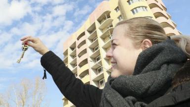 Одинокий молодой человек мечтает познакомиться… с ипотекой
