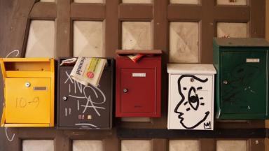 Это частная собственность. В почтовые ящики запретят кидать рекламу