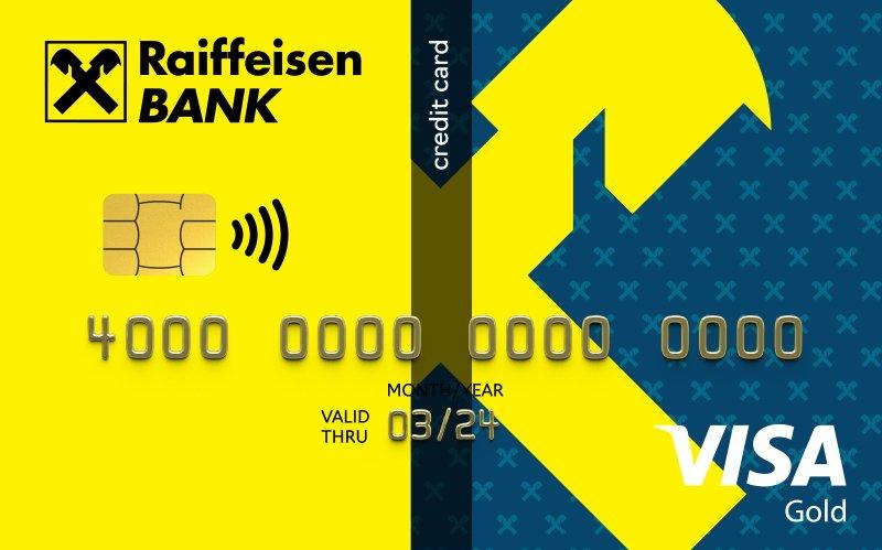 Кредитная карта «Кэшбэк на всё»