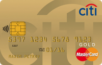 "Карта ""Citibank MasterCard Gold"""