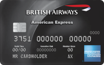 Карта «British Airways Premium»
