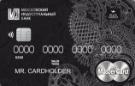 "Карта ""MasterCard Black Edition"""