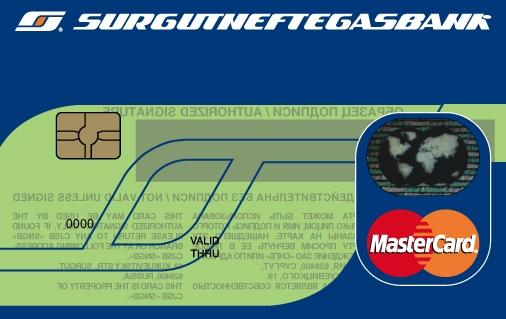 "Карта ""MasterCard Gold, Visa Gold"""