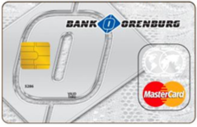 "Карта ""MasterCard Standard"""