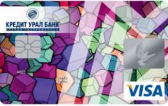 """Карта """"Visa Classic Unembossed"""""""