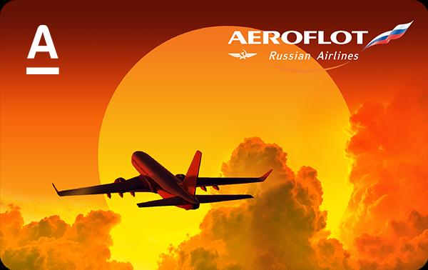 """Карта """"Aeroflot Gold"""""""