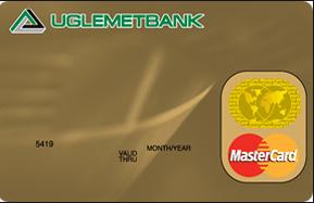 Кредитная карта «MasterCard Gold»