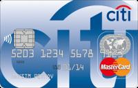 "Карта ""Citibank MasterCard"""