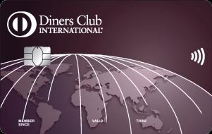 """Карта """"Diners Club Exclusive"""""""