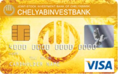 Кредитная карта Gold