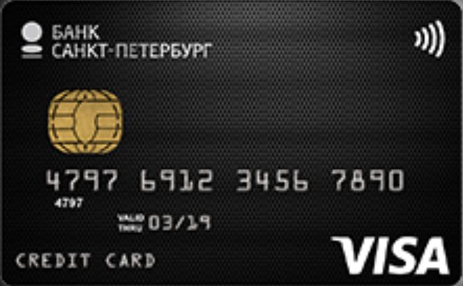 Карта «Visa Cash Back»