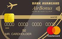 Карта «Airbonus Premium»