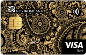 "Карта ""Visa Gold / MasterCard Gold"""