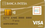 """Карта """"Visa Gold"""""""
