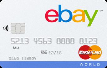 Карта «eBay»