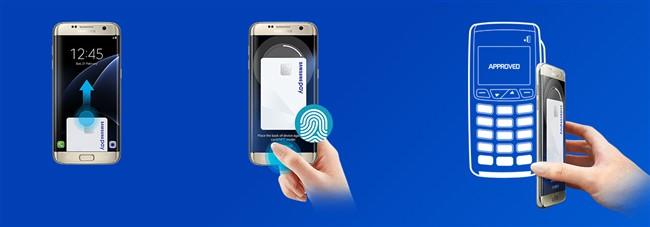 Как зарегистрироваться в сервисе Samsung Pay