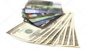 Долларовая банковская карта
