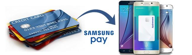 Samsung Pay в России
